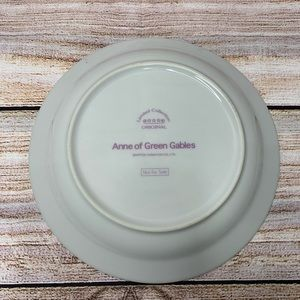 Vintage Dining - Anne of Green Gables Limited Edition Plate